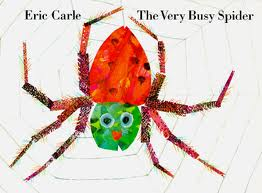 the busy spider