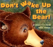 Book Dont wake up the bear