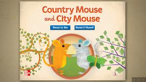 Country Mouse and City Mouse &#8211; eBook